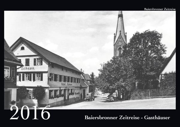 00 - Titel - 1930 Baiersbronn Ochsen reduz 600