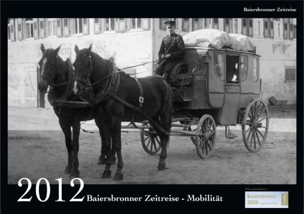 Kalender 2012 Titel